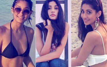 9 Stunning Pics Of Poonam Dhillon's Daughter Paloma