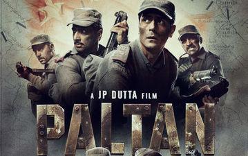 पलटन के नए पोस्टर में मिलिए जेपी दत्ता के नए भारतीय सेना दस्ते से, फिर जंग लड़ने को ये हैं तैयार