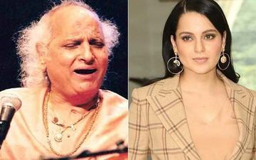 Kangana Ranaut Expresses Grief Over Music Legend Pandit Jasraj's Death, Says 'My Dream Of Meeting Him Someday Lies Shattered Today'