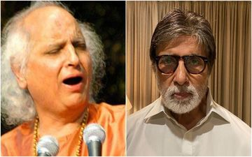 Padma Vibhushan Pandit Jasraj Dies At 90: When The Classical Singer Praised Amitabh Bachchan's Singing In Ekla Cholo Re - Throwback Video