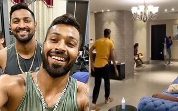 Coronavirus Lockdown: Hardik Pandya And Krunal Pandya Are Missing IPL And Cricket? Give A Demo On House Cricket- VIDEO