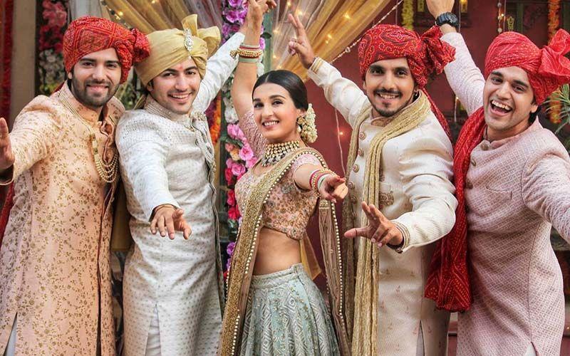 Pandya Stores Completes 100 Episodes: Shiny Doshi, Kinshuk Mahajan And Kanwar Dhillon Share Their Excitement
