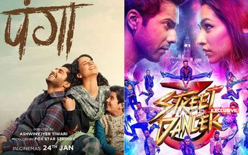 Panga-Street Dancer 3D Box-Office Prediction Day 1: Shraddha-Varun To Lead But Kangana Starrer Might Have A Longer Run