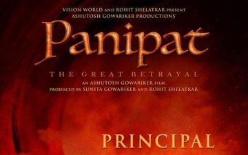 अर्जुन कपूर ने फिल्म पानीपत की शूटिंग शुरू की