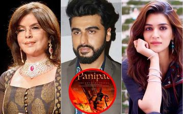 Zeenat Aman To Join Arjun Kapoor-Kriti Sanon Starrer Panipat. It's Confirmed!