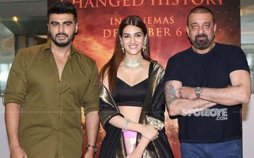 Panipat Trailer Special Preview: Arjun Kapoor, Kriti Sanon And Sanjay Dutt Arrive