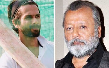 Jersey: Shahid Kapoor's Daddy Dearest Pankaj Kapur Joins Him On The Sets Of His Latest