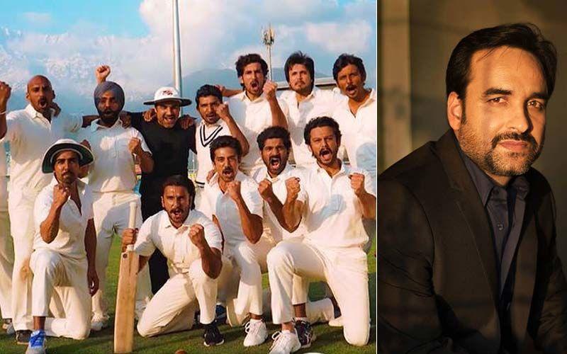 Despite Being Injured, Pankaj Tripathi Continues Shooting With Ranveer Singh For '83 In London
