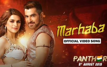 Panther: Foot Tapping Song 'Marhaba' Featuring Jeet Released