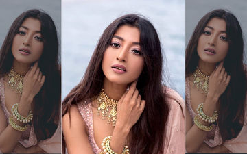 Paoli Dam Makes For A Contemporary Indian Bride In A Pink Lehanga, Shares Pic On Instagram