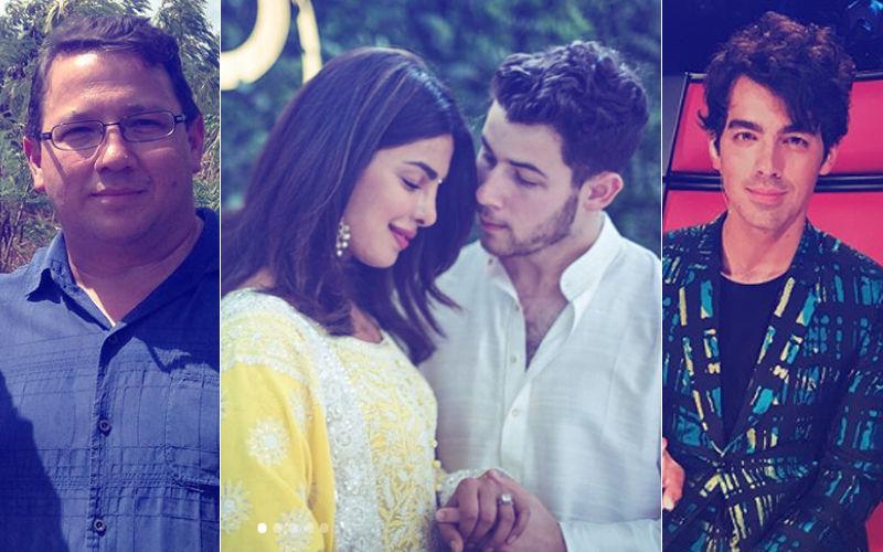 Priyanka Chopra-Nick Jonas Engagement: Papa Paul Kevin Jonas And Brother Joe Jonas Welcome The Desi Girl In Their Family