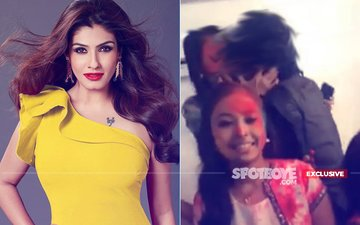 Raveena Tandon: Don't Lynch Papon, The Kiss 'Could Have Been A Mistake'