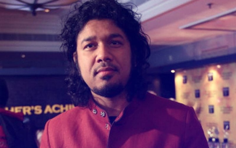 PAPON KISS CONTROVERSY:  & TV Asked Papon To QUIT from The Voice India Kids