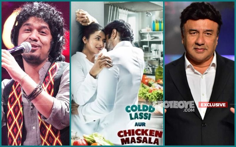 After Sexual Assault Controversy, Papon Collaborates With Anu Malik For Divyanka Tripathi-Rajeev Khandelwal's Coldd Lassi Aur Chicken Masala- EXCLUSIVE
