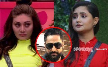 "Bigg Boss 13's Shefali Jariwala's Husband Parag Tyagi Questions Rashami Desai's Presence In The House: ""Agar Chhot Lagi Hain To Ghar Jaao""- EXCLUSIVE"