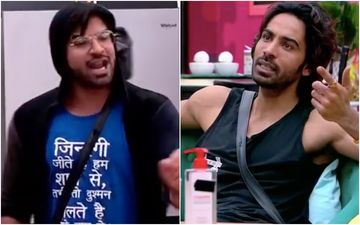 Bigg Boss 13: Paras Chhabra-Arhaan Khan Fight Over Kitchen Duties; Word 'Naukar' Once Again Shudders The House