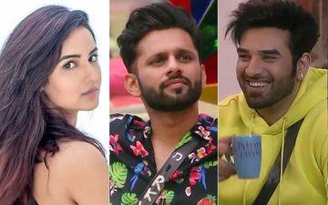 Bigg Boss 14 SHOCKING VIDEO: Jasmin Bhasin, Paras Chhabra Expose Paid PR Trends On Social Media, Actress Says, 'Rahul Maine Suna Tu 5 Lakh De Raha Hai Per Week'