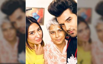 Bigg Boss 13: Mahira Sharma Poses With Paras Chhabra And His Mother; Fans Ask, 'Pakka Ho Gaya Rishta?'