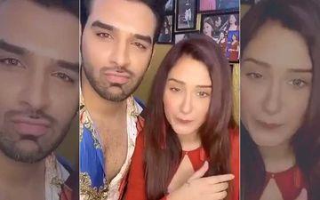 Paras Chhabra-Mahira Sharma Rapping In Their Latest TikTok Video Is LIT; Netizens Say 'Pahira Rocks