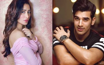 Mahira Sharma Looks Fabulous And Pretty In Pink, But Paras Chhabra's Comment May Leave Her Blushing
