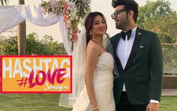 Hashtag Love Soniyea Motion Poster: Paras Chhabra And Mahira Sharma Reunite For Meet Bros Music Video; Couple Shoots At Home