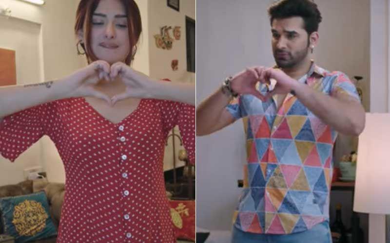 Hashtag Love Soniyea Song Out: Paras Chhabra And Mahira Sharma's Quarantine Love Creates Fireworks- VIDEO