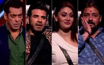 Bigg Boss 13: Salman Khan Gives Paras Chhabra, Shefali Jariwala And Hindustani Bhau A Dose Of Thappad Ka Vaar