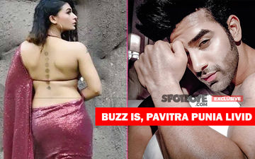 Bigg Boss 13: Paras Chhabra Treats His Ex Girlfriend Pavitra Punia Shabbily; Tells Contestants 'She Covers My Tattoo'- But It's Actually Her Ex-Fiancé's!- EXCLUSIVE
