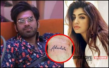 Bigg Boss 13: Paras Chhabra Says 'Akanksha Puri Forced Me To Tattoo Her Name On My Wrist,' Here's Actress' Response- EXCLUSIVE