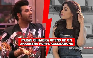 "Paras Chhabra's EXPLOSIVE INTERVIEW: ""How Stupid Is Akanksha? You Are Brooding About Your Breakup With Heavy Makeup On, I Couldn't Stop Laughing!"""