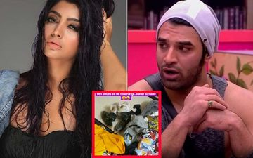 Bigg Boss 13: Paras Chhabra Sends Back Dirty Shoes To GF Akanksha Puri, She Says 'Yehi Shoes Se Maarungi'