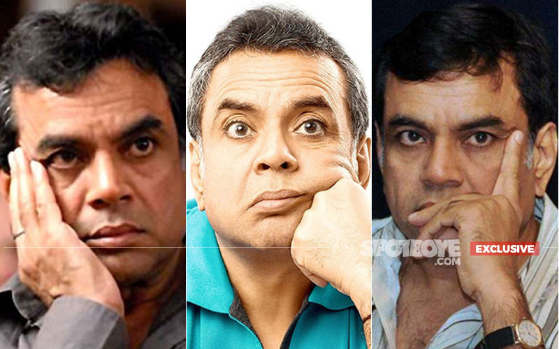Paresh Rawal's Driver Ashok Arrested On Charges Of Rape And Circulating MMS- EXCLUSIVE