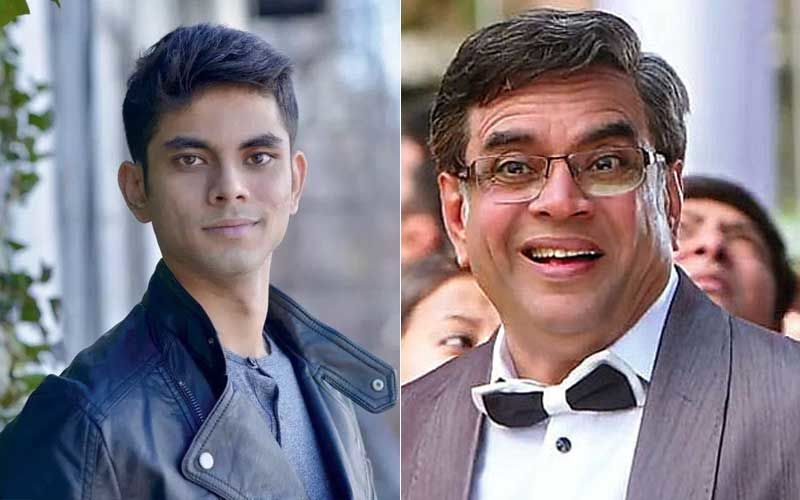 Paresh Rawal's Son Aditya To Make A 'Bamfaad' Bollywood Debut