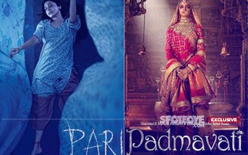 BREAKING NEWS: Anushka Sharma's Pari Digital Trailer Release CANCELLED, Blame It On Padmavati