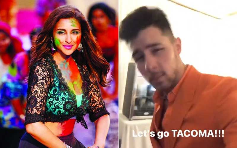 Parineeti Chopra's Nick Jiju Grooves To Khadke Glassy; Actress Says, 'Nickster Does It Better'