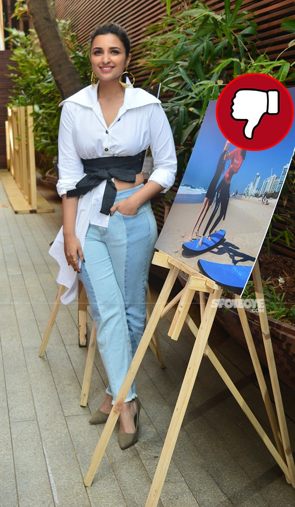 parineeti chopra at tourism australia press conference