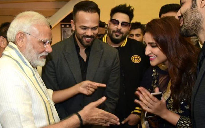 Parineeti Chopra Attacked By Trolls For An Awkward Handshake With PM Modi
