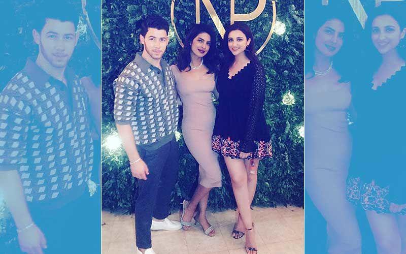 What Did Parineeti Chopra Text Nick Jonas When Priyanka Chopra Was Having A Bad Day?