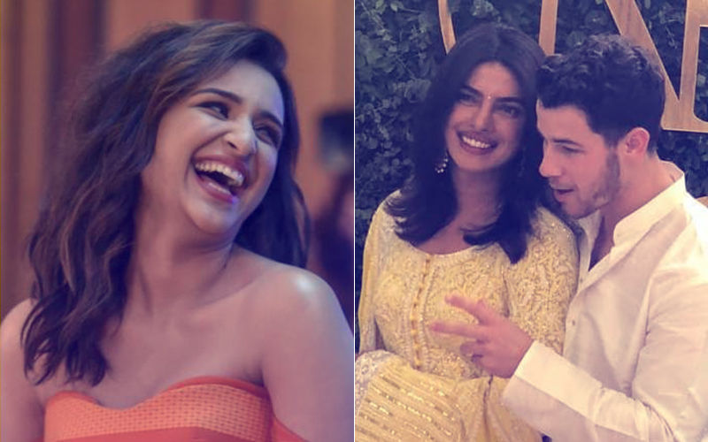 Parineeti Chopra Plans 'Paise Doh, Joote Lo' Moment With Jiju Nick Jonas At Priyanka Chopra's Wedding