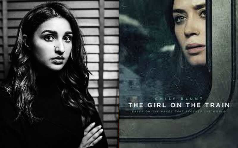 It's Official: Parineeti Chopra To Star In The Hindi Remake Of The Girl On The Train