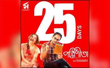 Parineeta: Subhashree Ganguly, Ritwick Chakraborty And Gaurav Chakraborty Starrer Completes 25 Days At Box Office