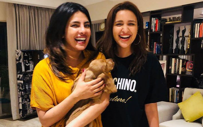 प्रियंका चोपड़ा के साथ एक्शन फिल्म करना चाहती है परिणीती, कही यह बात
