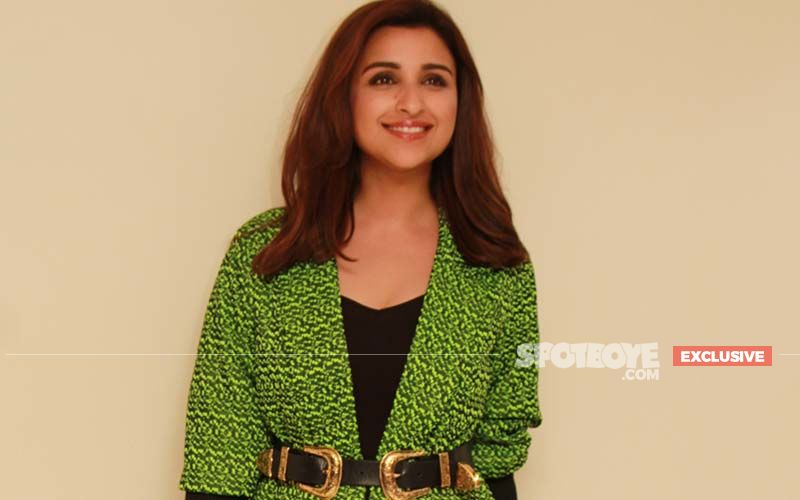 Parineeti Chopra On Playing The Alcoholic Wreck In The Girl On The Train; Says, 'If I Took One Tequila Shot I Wouldn't Be Able To Concentrate On My Work'- EXCLUSIVE
