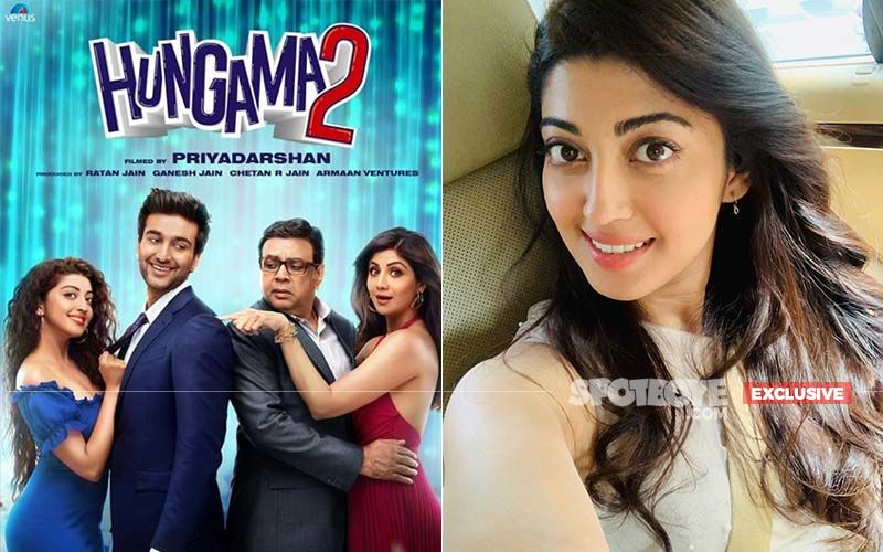 Hungama 2: Pranitha Subhash Reveals The One Thing She Learnt From Shilpa Shetty Kundra During The Film- EXCLUSIVE
