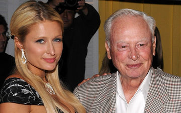 Paris Hilton Is 'Deeply Saddened' By Her Grandfather Barron Hilton Demise; Pens Down An Emotional Note On Instagram