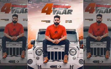 Parmish Verma's Upcoming Song '4 Peg' Gets A New Title '4 Yaar'