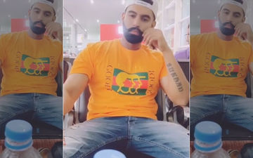 Parmish Verma Nails #BottleCapChallenge In 'Singham' Style- WATCH