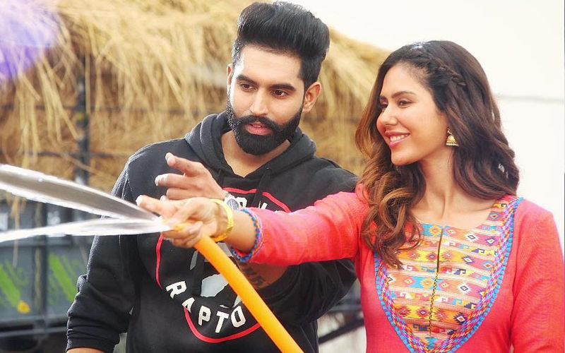 'Singham': Parmish Verma And Sonam Bajwa Look Oh-So-Perfect Together In The latest Still