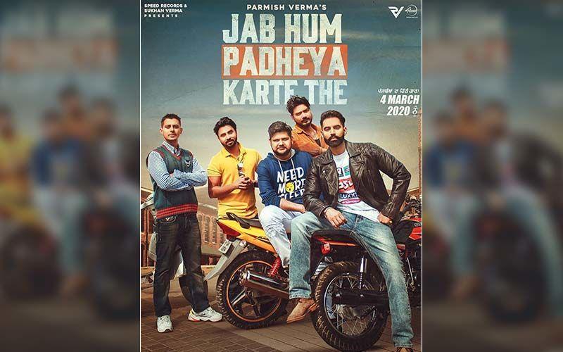 Parmish Verma's New Song 'Jab Hum Padheya Karte The' Playing Exclusively On 9X Tashan