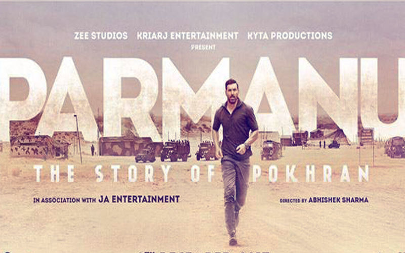 Parmanu Box-Office Collection, Day 1: John Abraham's Story Of Pokhran Collects Rs 4.82 Cr